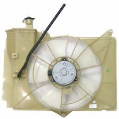 Вентилятор радиатора Toyota 1636321050