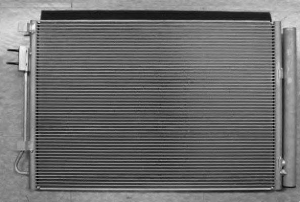 Радиатор кондиционера KOYORAD CD810639