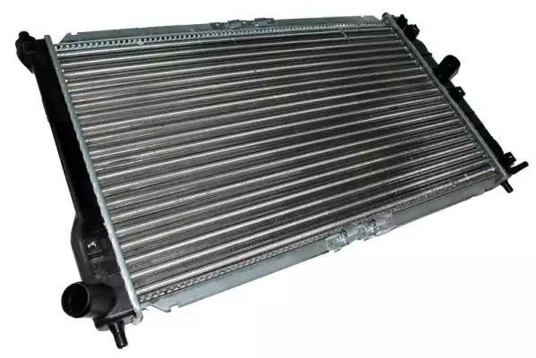 Nissens - NIS616551 Радіатор охлаждения двигателя