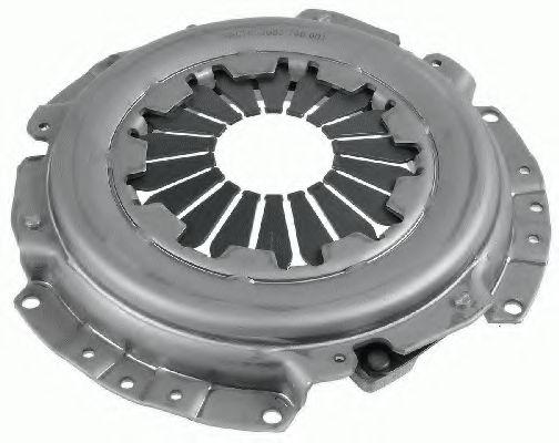 Корзина сцепления VALEO PHC SBC02