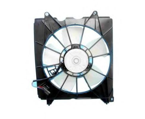 Вентилятор охлаждения двигателя Honda 38615R40A01