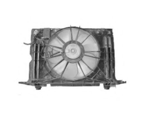 Вентилятор, охлаждение двигателя Toyota 1671122150