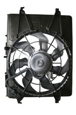 Вентилятор охлаждения двигателя Hyundai/Kia 253802R050