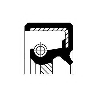 Сальник коленвала Hyundai/Kia 2144302501
