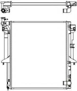 Радиатор KOYORAD PL032311