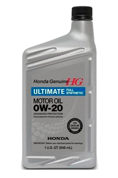 Моторное масло Honda 0W-20