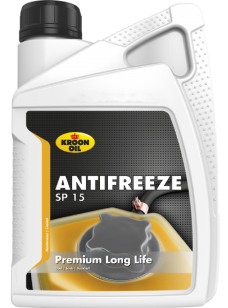 Антифриз ANTIFREEZE SP 15, 1л Kroon Oil - 35969