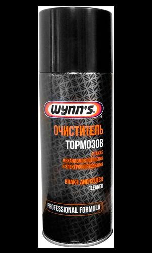 WYNNS - W61479 Очиститель тормозной системы