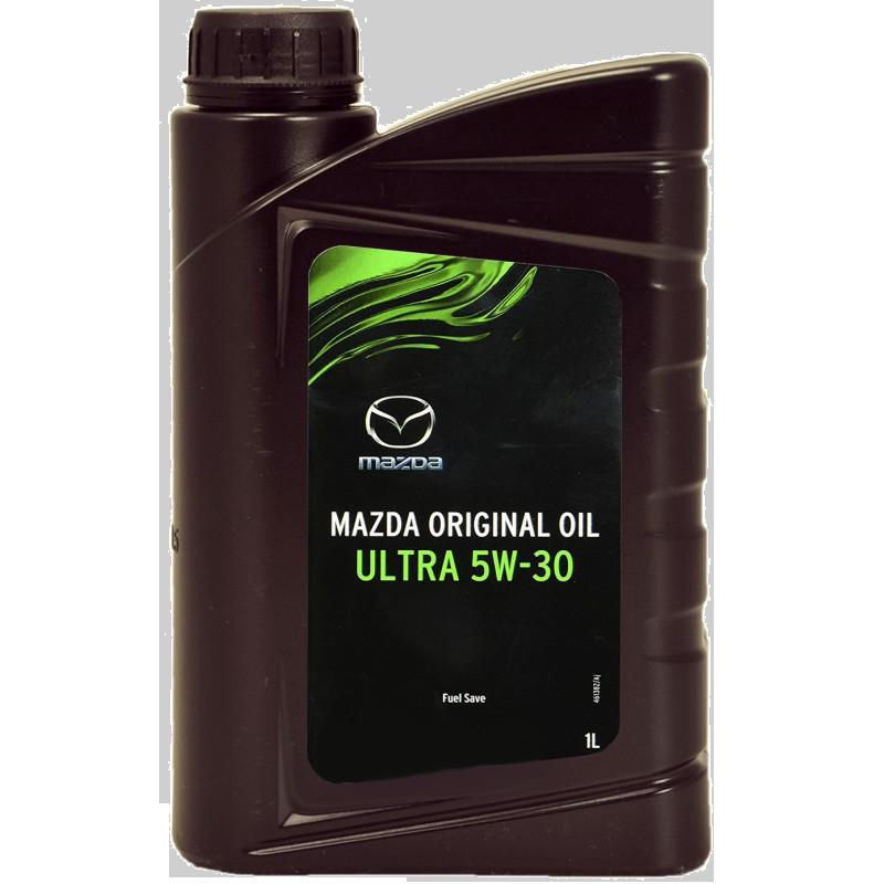 Масло моторное Dexelia Ultra (Original Oil) 5W-30, 1л Mazda 053001TFE