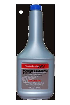 Жидкость для гидроусилителя руля PSF, 0.35л Honda 082069002