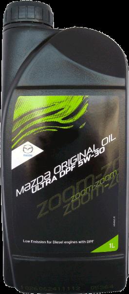 Масло моторное синтетическое Original Oil Ultra DPF 5W-30, 1л Mazda 830077276