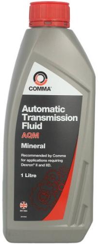 COMMA - AQM1L Масло для автоматических коробок передач (ATF Dexron II), 1л