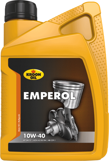 Масло моторное EMPEROL 10W-40, 1л Kroon Oil - 02222