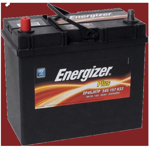Аккумулятор 45Ah-12v Plus (238х129х227), L, EN330 Energizer 545157033