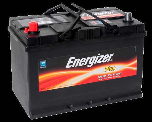 Аккумулятор 95Ah-12v Plus (306х173х225), L, EN830 Energizer 595405083