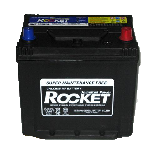 Аккумулятор ROCKET SMF55D23L