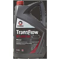 Масло минеральное TRANSFLOW XP 20W-50, 5л COMMA TRANSFLOWXP20W505L