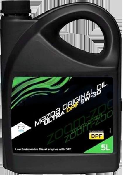 Масло моторное синтетическое Original Oil Ultra DPF 5W-30, 5л Mazda 053005DPF