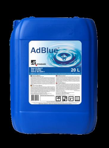 Жидкость для снижения выбросов (мочевина), 20 л AdBlue 501579