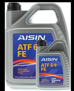 Масло трансмиссионное ATF 6+, 1л AISIN ATF91001