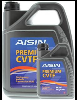 Масло трансмиссионное PREMIUM CVTF, 5л AISIN CVTF90005