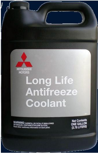 mitsubishi антифриз long life coolant