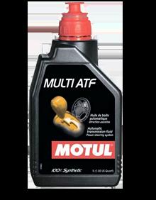 MOTUL - 844911 Масло трансмиссионное синтетическое MULTI ATF, 1л