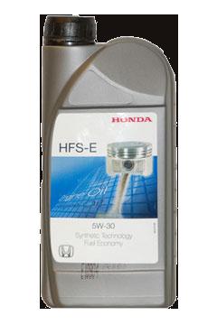 Масло моторное 5W-30 HFS-E, 1л Honda 08232P99F2LHE