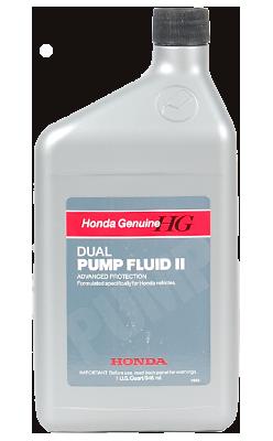 Трансмиссионное масло Honda DPF II (DPSF)