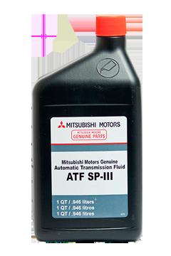 Жидкость для АКПП Diamond ATF SP III, 1л Mitsubishi MZ320200