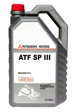 mitsubishi diamond atf sp-iii