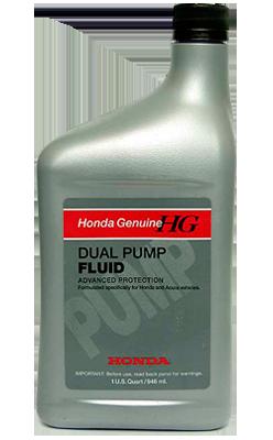 Масло трансмиссионное DPS-F, 1л Honda 082009002