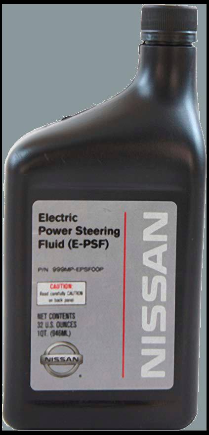Nissan - 999MPEPSF00P Жидкость ГУР E-PSF  0,946 л.