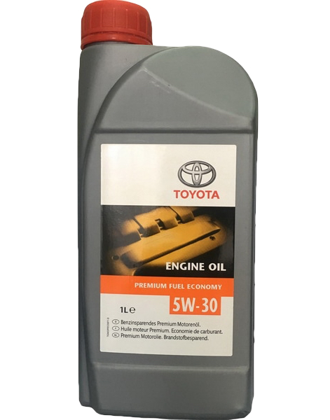 Масло моторное синтетическое Premium Fuel Economy PFE 5W30, 1л Toyota 0888083388