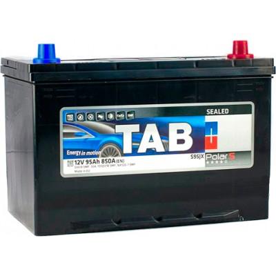Аккумулятор 95 Ah/12V TAB Polar S (0) Euro Japan TAB 246895
