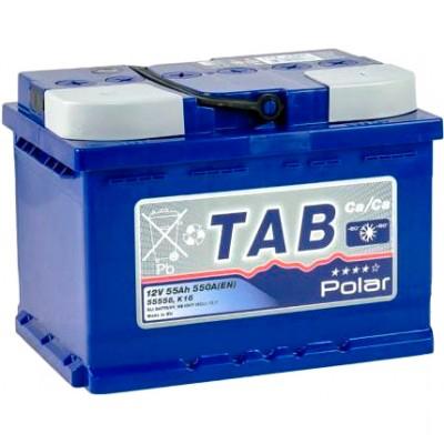 Аккумулятор 100 Ah/12V TAB Polar Blue (0) Euro TAB 121100