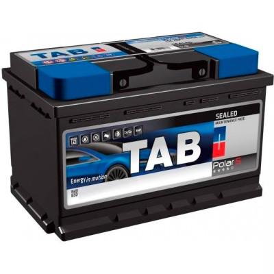 Аккумулятор 55 Ah/12V TAB Polar S (0) Euro Japan TAB 246855