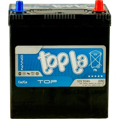 Аккумулятор 35Ah/12V Energy Japan Euro (0) Topla 118835
