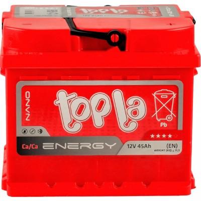 Аккумулятор 45Ah/12V Energy Euro (0) Topla 108045