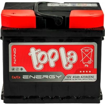 Аккумулятор 45Ah/12V Energy (1) Topla 108345