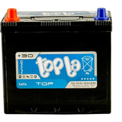 Аккумулятор 45Ah/12V Top/Energy Japan (1) Topla 118945