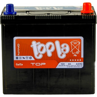 Аккумулятор 70Ah/12V Top/Energy Japan Euro (0) Topla 118870