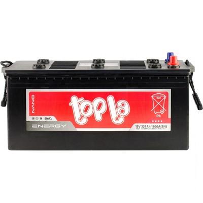 Аккумулятор 225Ah/12V Energy Truck (3) Topla 957912