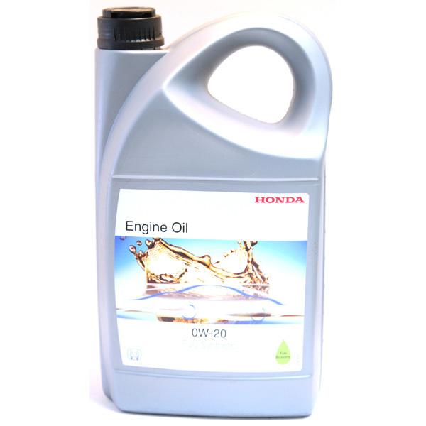 Масло моторное синтетическое HFE-20 0W-20, 5л Honda 08232P99C3HMR