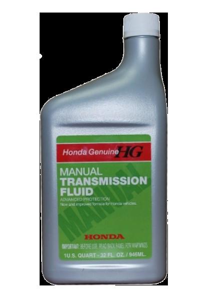 Масло трансмиссионное MTF, 1л Honda 087989031
