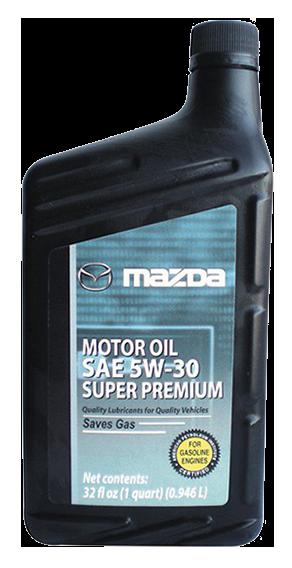 Масло моторное SM 5W-30, 1л Mazda 0000775W30QT