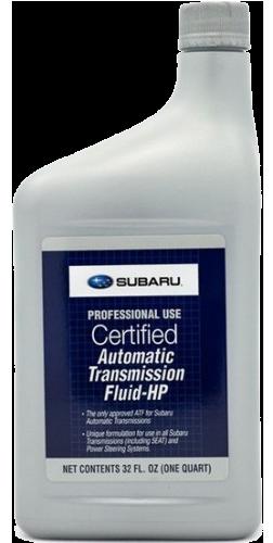 Масло трансмиссионное ATF-HP, 1л Subaru SOA427V1500