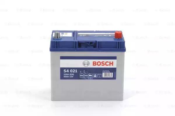 Bosch - 0092S40210 Аккумулятор S4 ПРАВ [+] 12V 45AH 330A 238*129*227