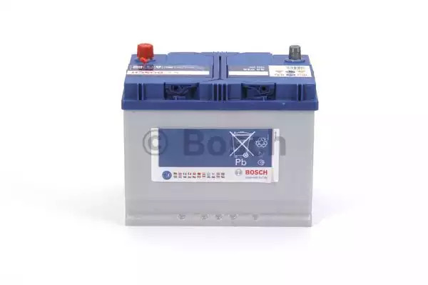 Аккумулятор S4 ASIA ПРАВ [+] 12V 70AH 630A 261*175*220 Bosch 0092S40260 фото 3