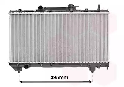 Van Wezel - 53002141 Радиатор